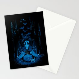 Retirement (Replicant) Stationery Cards