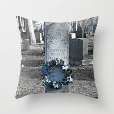 Circle of Life Throw Pillow