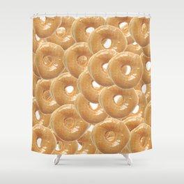 Glazed Donut Shower Curtain
