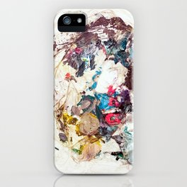 Abstract Geometric 10 iPhone Case