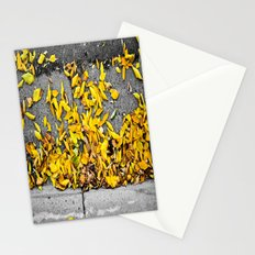Guttered Fall Stationery Cards