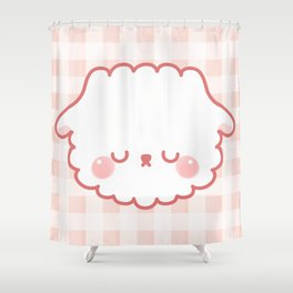 Ovejita Shower Curtain