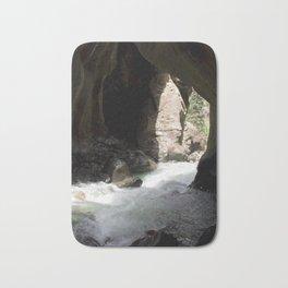 The Way Out of Box Canyon Falls Bath Mat