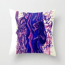 Norme // Women in Mathematics Throw Pillow