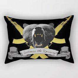 Witness the Uprising Rectangular Pillow