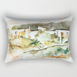 Villa Rectangular Pillow