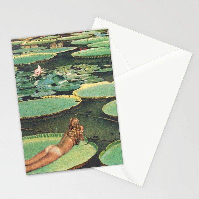 LILY POND LANE Stationery Cards
