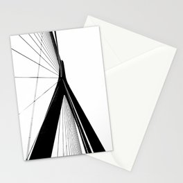 Normandy Bridge 3 Stationery Cards