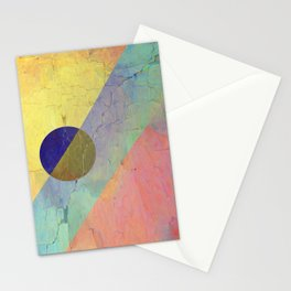 Hipster Solar Flare Stationery Cards