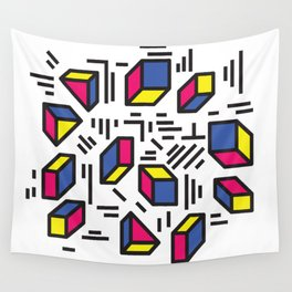 abstrableurghhhh Wall Tapestry
