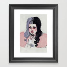 Melanie  Framed Art Print