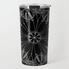 Flower Lace Travel Mug