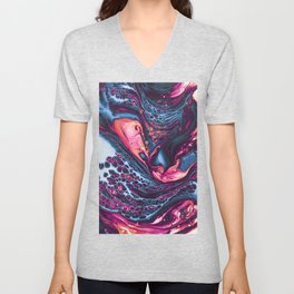 Tasty Fluid Unisex V-Neck