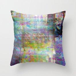 20180122 Throw Pillow