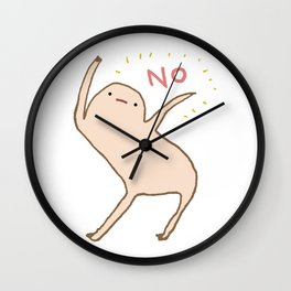 Honest Blob Says No Wall Clock