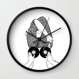 Sound Making Wall Clock