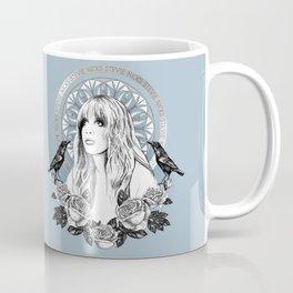 Stevie Nicks Angel Of Dreams Coffee Mug