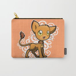 Zodiac Cats - Leo Carry-All Pouch