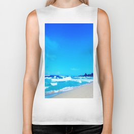 Carribean Coast Biker Tank
