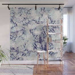 Tree Breezes Abstract Design Wall Mural