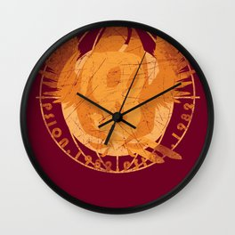 Horace Goes Skiing. Wall Clock