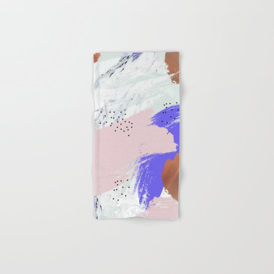 Unfolding Significance #society6 #decor #buyart Hand & Bath Towel