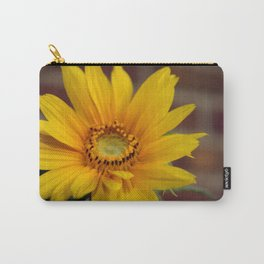 My Sunflower, Julia #9 Carry-All Pouch