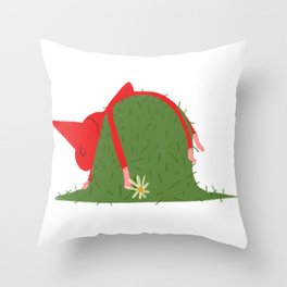 COUNTRYSIDE MOOD Throw Pillow
