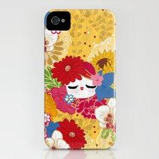 Kokeshina - Eté / Summer iPhone (4, 4s) Slim Case