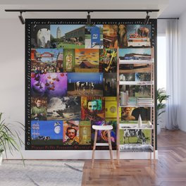Voyage To The Fantastic World Of Wingsdomain Art And Photography 20150108 with text square Wall Mural