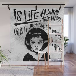 THE PROFESSIONAL Wall Mural