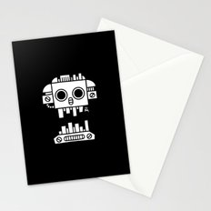 Mechanical Jolly Roger - PM Stationery Cards