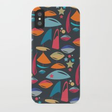 Abstract Atomics 2 Slim Case iPhone X