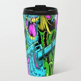 Corporal Corpse (Neon) Travel Mug