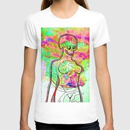 Psychedellic Galaxy T-shirt