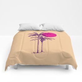 palm dream Comforters