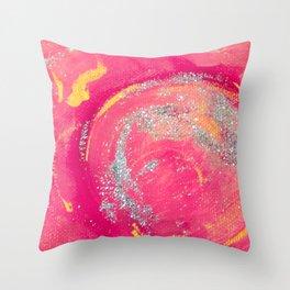 Candyland Throw Pillow
