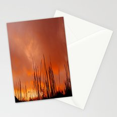 The Storm Is Over Stationery Cards