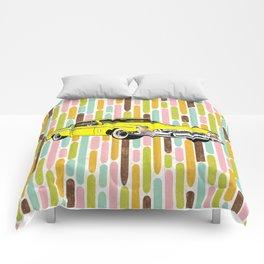 unique car II Comforters