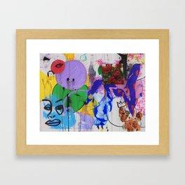 growingup Framed Art Print
