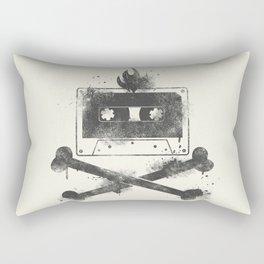 rock mixtape Rectangular Pillow