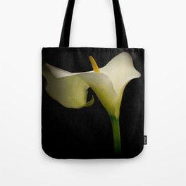 Classic Calla Lily Tote Bag