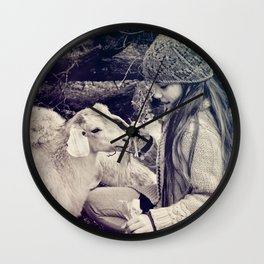 Julieta Wall Clock