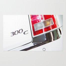 Chrysler 300C Back Light Rug