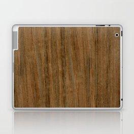 Etomie (Flat Cut) Wood Laptop & iPad Skin