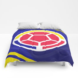 Seleccion Colombia Comforters