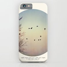 Caged Birds Slim Case iPhone 6s