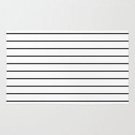 Minimal Stripes Rug