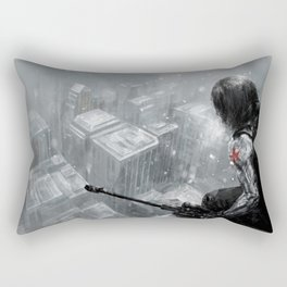 Winter Rectangular Pillow