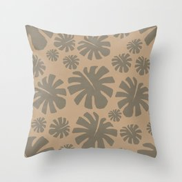 Lets go to the beach #571 Throw Pillow